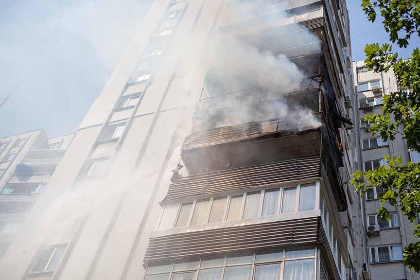 multi family housing fire owner liabilty